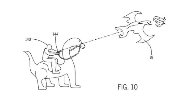 無人機可能會扮演成飛行角色。