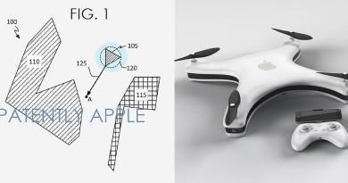 蘋果申請自主避障技術專利 疑為開發無人機鋪路