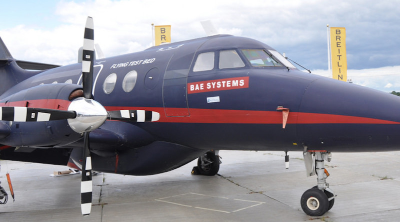 BAE-systems-jetstream 無人駕駛飛機