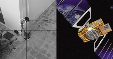 無人機搭配人造衛星 Drones2GNSS 空中測量實現厘米級精度