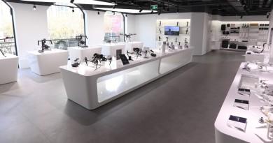 DJI上海旗艦店周末開幕 Phantom 4 Pro•Mavic Pro現貨即場發售?