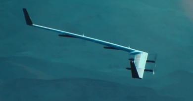 Facebook Aquila 無人機試飛意外真相:強氣流扯斷機翼!