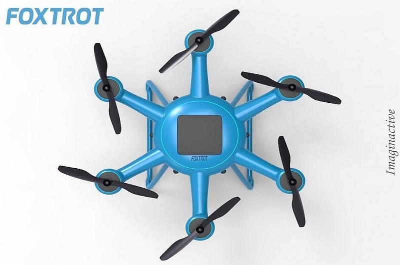 Foxtrot 無人機採用六旋翼結構,因此負重能力亦較高,不過目前整個系統屬於概念設計,還未有任何定案。