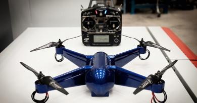 3D 列印無人機只需 14 小時!全靠超耐熱航太級塑料