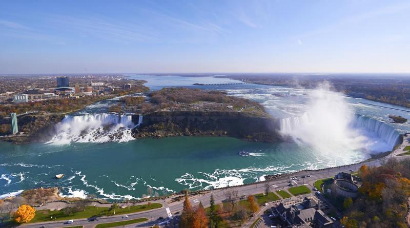 加拿大尼加拉瀑布