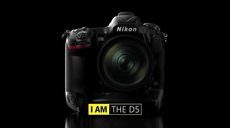 現役旗艦機 Nikon D5 感光元件的有效拍攝像素為 2,080 萬。