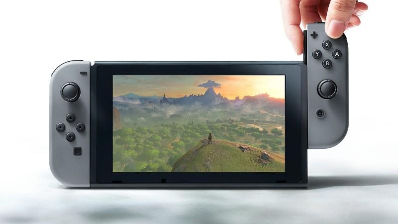 任天堂 Switch 結合了手提遊戲機和家用主機的特色,將於 2017 年 1 月以網路直播形式發布。
