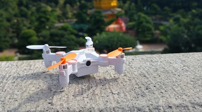 SMAO M1S 折疊式口袋無人機 飛行與航拍實力測試