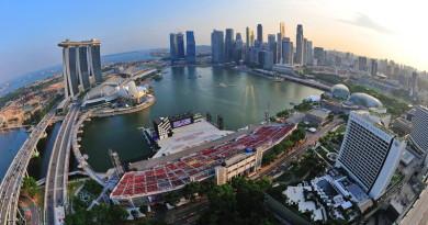 新加坡擬推無人機交通管理系統 設市內升降飛行專區