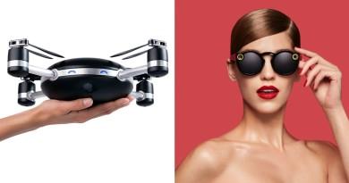 Snapchat 物色攝影器材廠商 下個收購目標是 Lily Camera?