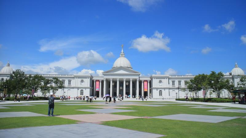 台灣奇美博物館(照片來源:Windyboy / Shutterstock.com)