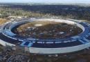 空拍巨形甜甜圈!Apple Campus 2 預計 2017 年第二季啟用