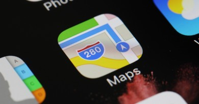 Apple 擬用航拍機助繪地圖 急起直追 Google Maps