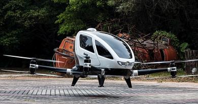 億航創辦人親證裁員兩成 聲稱 Ehang 184 中國試飛逾 200 次