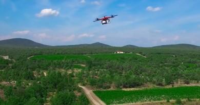 法國也用無人機送貨!DPDgroup 普羅旺斯定期起飛