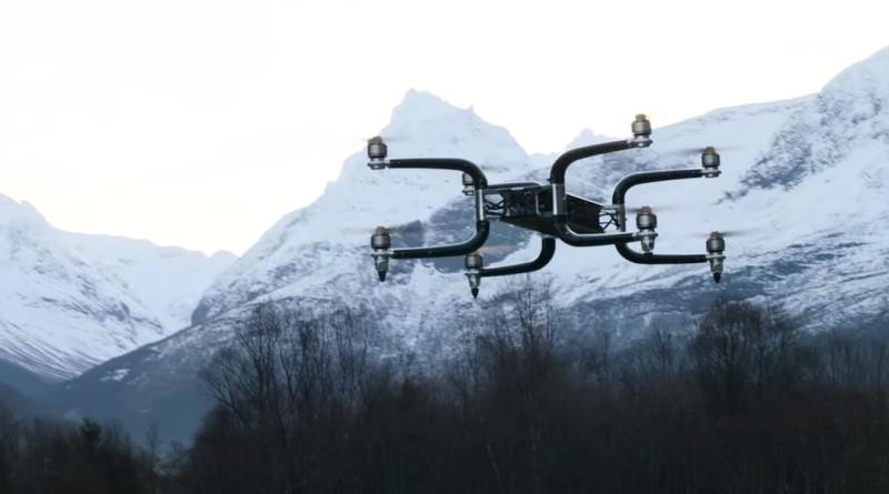 griff300 無人機 八軸