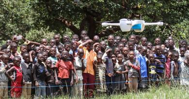 馬拉威設非洲首條無人機空中走廊 速遞血液測試樣本