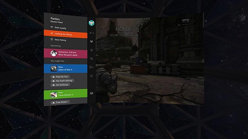 玩家需要將《Xbox One Streaming to Oculus Rift》應用程式安裝到 Windows 10 電腦上。