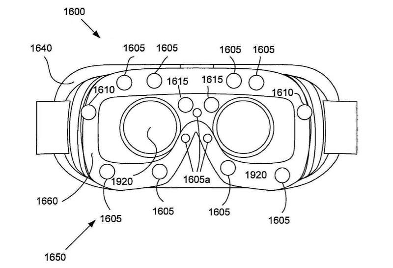 第二代Gear VR眼鏡或會內置多組感測器,當中包括眼睛感測器與紅外線感測器,以緊隨用家的眼球移動。