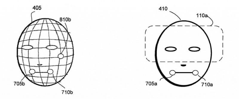 第二代 Gear VR 的臉部追蹤可感知用家的嘴部動作,並會在虛擬角色的臉上同步呈現。
