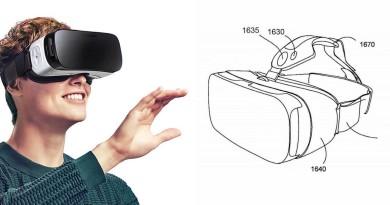 Samsung Gear VR 眼鏡第二代 或具備臉部與眼球追蹤能力