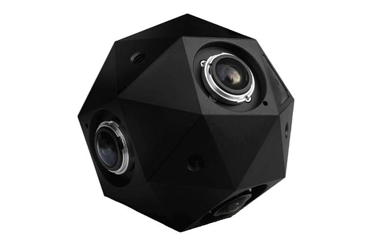 Sphericam 2 乃同廠出品的消費級 VR 攝影機,配備 6 組鏡頭和支援 4K VR 拍攝,售價為 2,499 美元。