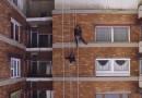 空拍機就是要這樣用!水平俯視城市跑酷,效果超眩目!