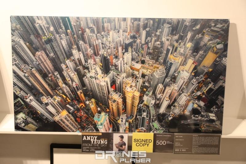 Andy Yeung 航拍上環的一幅作品,被《PetaPixel》評為編輯之選。