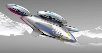 空巴飛天汽車即將降臨!Airbus 自駕無人機 2017 年底試飛