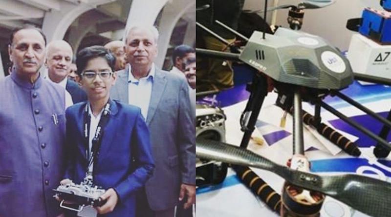印度 掃雷無人機 少年