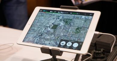 CES 2017直擊:DJI GS Pro 助你自動規劃航線 收集空中測繪數據
