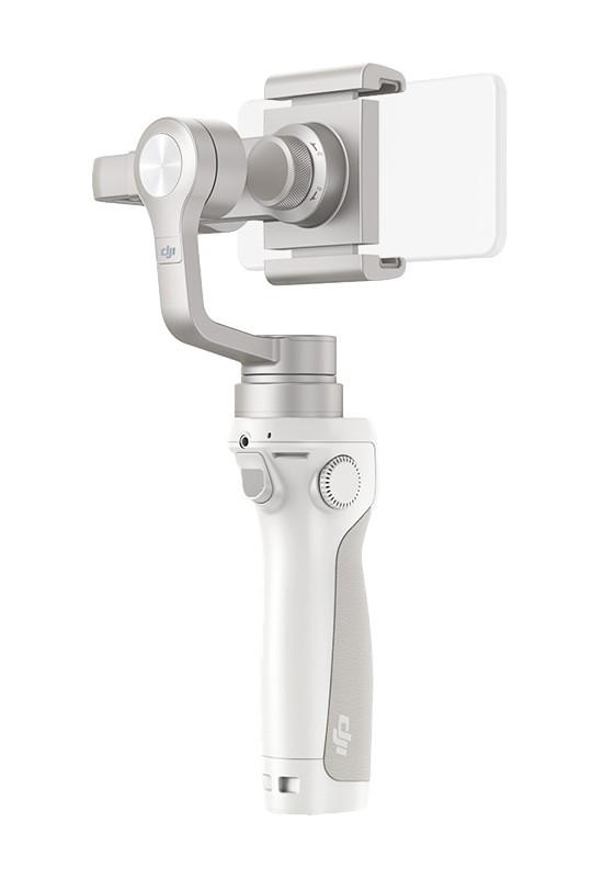 DJI Osmo Mobile Silver - 背面