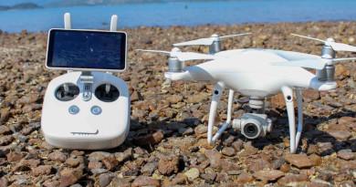 DJI Phantom 4 Pro+ 評測:遙控器具超光屏幕 20MP航拍畫質更驚喜!