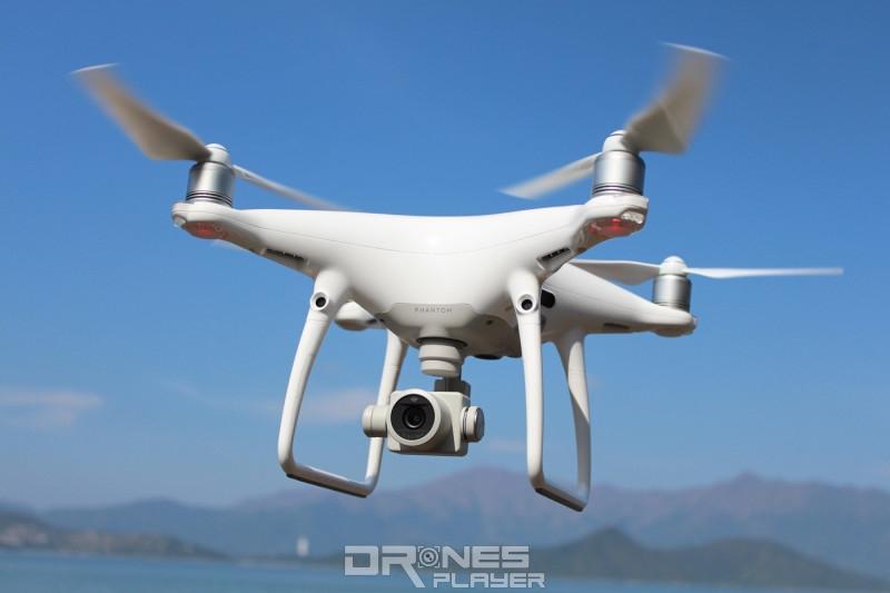 Phantom 4 Pro+ 換上全新的航拍相機,成像質素比上一代更出色。