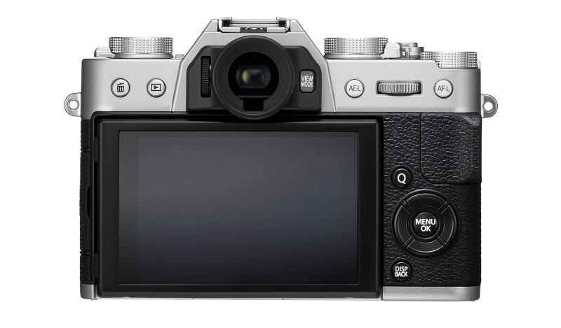 Fujifilm X-T20 預覽屏幕加入了輕觸式設計,讓用家可快速選擇對焦點及一觸即拍。