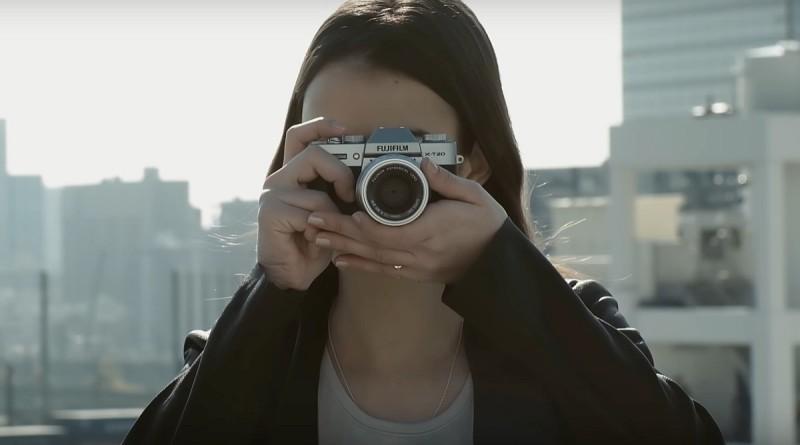 Fujifilm X-T20 支援 4K 拍片 屏幕一觸即拍