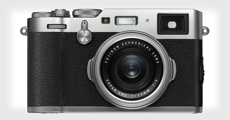 Fujifilm X100F 類單眼相機採用復古外形設計,流露著一股文青氣息。