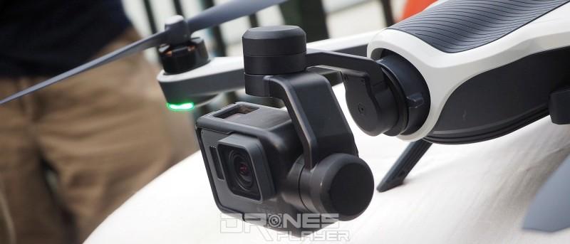 貼膠帶可解決Karma斷電問題 GoPro擬繼續開發無人機