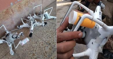 DJI Phantom 4 被伊斯蘭國改造成武器?空投炸彈襲擊軍隊