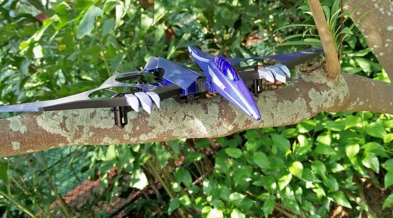JXD 511V 翼龍無人機飛翔實力評測
