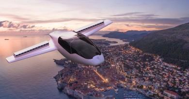 Lilium Jet 垂直升降飛天汽車 獲千萬歐元投資 2017年試飛