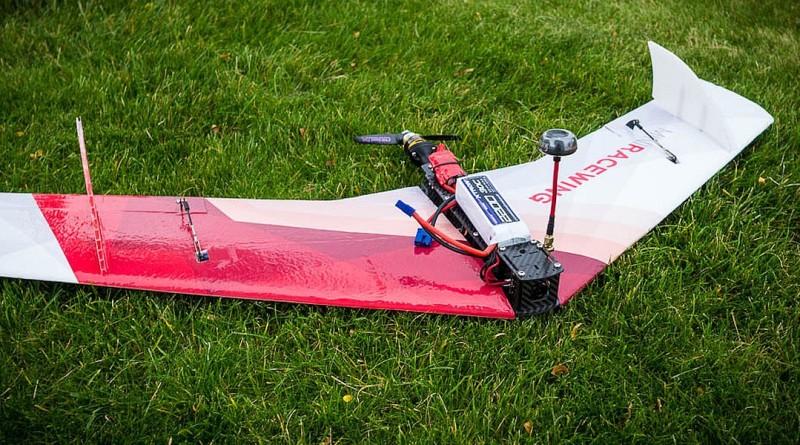 MiniRaceWing 分離式固定翼無人機