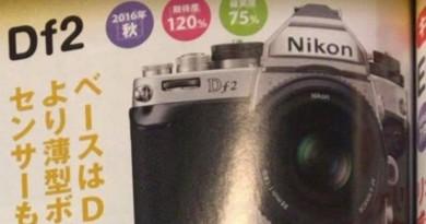 有圖有真相?日本雜誌曝光 Nikon Df2 諜照•規格 原來只屬誤傳!