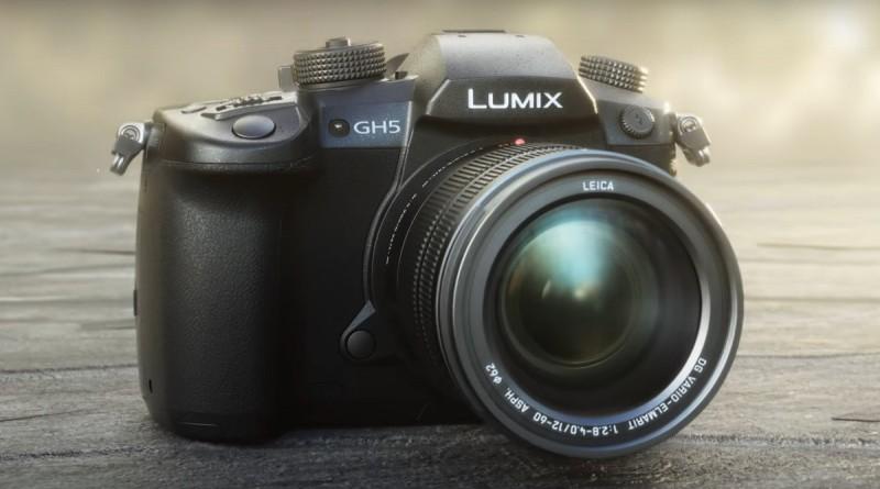 Panasonic LUMIX GH5 攝錄稱霸