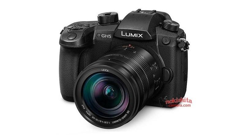Panasonic LUMIX GH5 實機圖片曝光