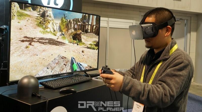 8K VR 眼鏡 Pimax 首現 支援 200 度超廣闊視角