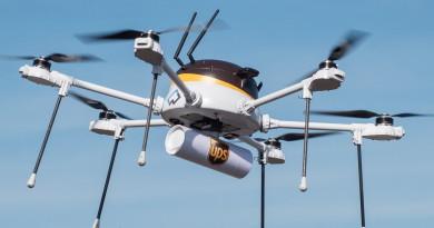專訪 UPS 高層:試飛了送貨無人機,但不是遠眺物流商機!