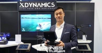 CES 2017訪談:XDynamics 創業之道:關注無人機安全•廣結實力夥伴