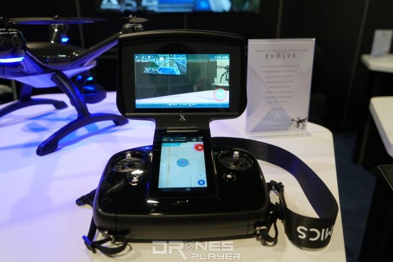 XDynamics Evolve 遙控器