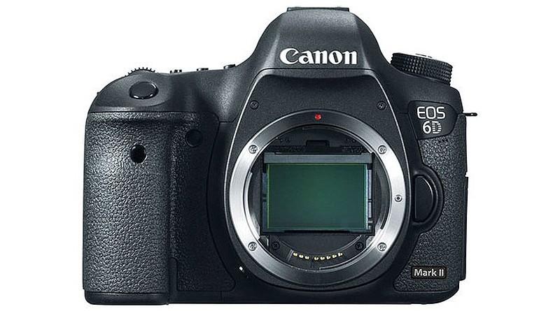 Canon 6D Mark II 傳 2016 年 4 月推出